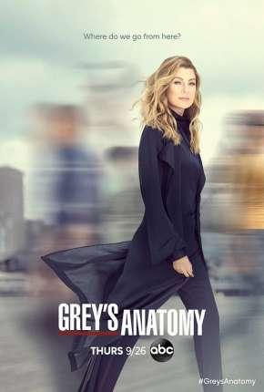 Greys Anatomy - 18ª Temporada Legendada Séries Torrent Download capa