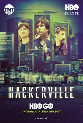Hackerville - 1ª Temporada Completa Legendada Séries Torrent Download capa