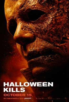 Halloween Kills - O Terror Continua - R5 Filmes Torrent Download capa