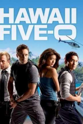 Hawaii Five-0 - 1ª Temporada Completa Séries Torrent Download capa