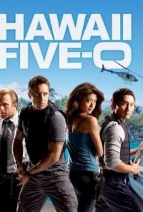 Hawaii Five-0 - 4ª Temporada Completa Séries Torrent Download capa