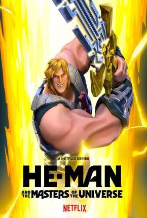 He-Man e os Mestres do Universo - 1ª Temporada Desenhos Torrent Download capa