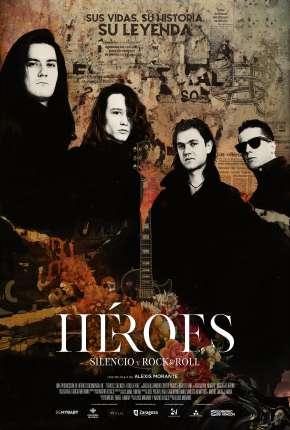 Héroes del Silencio - Barulho e RocknRoll - Legendado Filmes Torrent Download capa