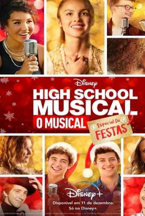 High School Musical - O Musical - Especial de Festas Filmes Torrent Download capa