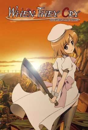 Higurashi no Naku Koro ni Legendado Desenhos Torrent Download capa