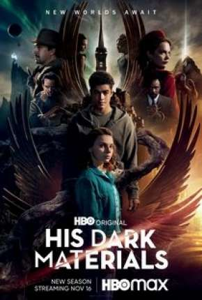 His Dark Materials - Fronteiras do Universo - 2ª Temporada Séries Torrent Download capa