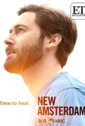 Hospital New Amsterdam - 3ª Temporada Legendada Séries Torrent Download capa