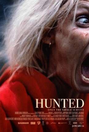 Hunted - Legendado Filmes Torrent Download capa