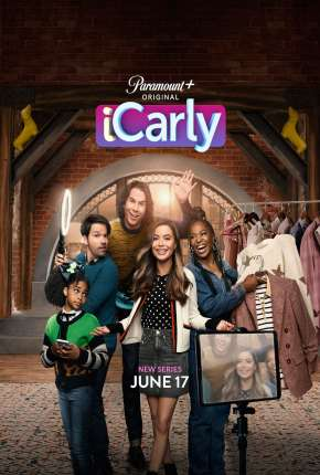 iCarly - Revival 1ª Temporada Legendada Séries Torrent Download capa