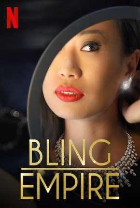 Império da Ostentação - 1ª Temporada Completa Séries Torrent Download capa