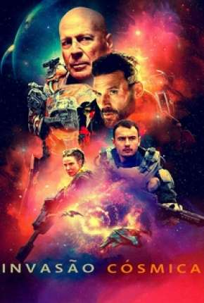 Invasão Cósmica Filmes Torrent Download capa