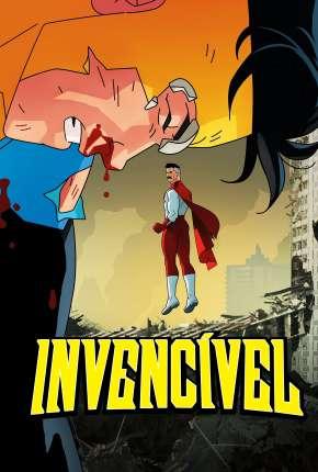 Invincible - 1ª Temporada - Legendado Desenhos Torrent Download capa