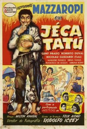 Jeca Tatu Filmes Torrent Download capa