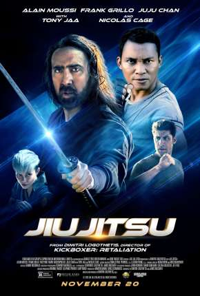 Jiu Jitsu Filmes Torrent Download capa