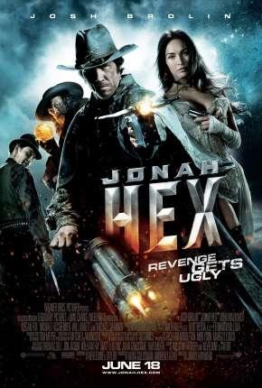 Jonah Hex - Caçador de Recompensas BluRay Filmes Torrent Download capa