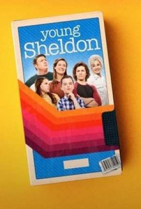 Jovem Sheldon - 4ª Temporada Séries Torrent Download capa