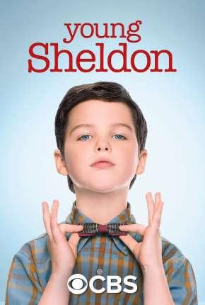 Jovem Sheldon - 5ª Temporada Legendada Séries Torrent Download capa