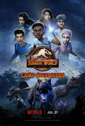 Jurassic World - Acampamento Jurássico - 1ª Temporada Completa Desenhos Torrent Download capa