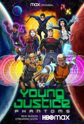 Justiça Jovem - 4ª Temporada - Legendado Desenhos Torrent Download capa