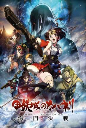 Kabaneri of the Iron Fortress - The Battle of Unato Filmes Torrent Download capa