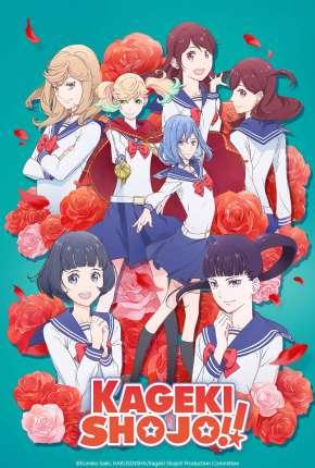 Kageki Shoujo!! - Legendado Desenhos Torrent Download capa
