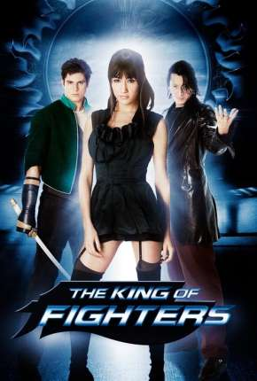 King of Fighters - A Batalha Final Filmes Torrent Download capa