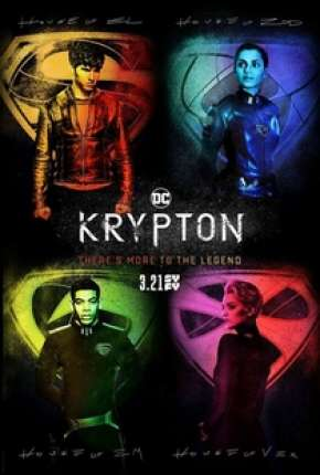 Krypton - 1ª Temporada Legendada Séries Torrent Download capa