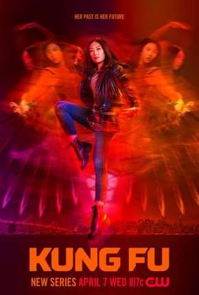 Kung-Fu - 1ª Temporada Completa Séries Torrent Download capa