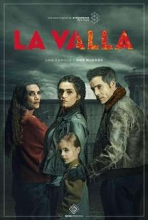 La Valla - Zona de Separação 1ª Temporada Séries Torrent Download capa