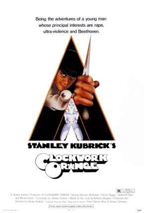 Laranja Mecânica - A Clockwork Orange Filmes Torrent Download capa