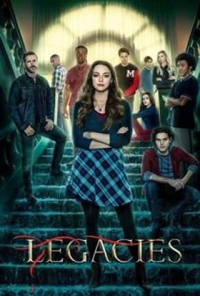 Legacies - 3ª Temporada Torrent torrent download capa