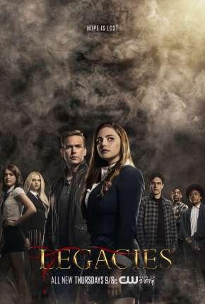Legacies - 3ª Temporada Legendada Séries Torrent Download capa