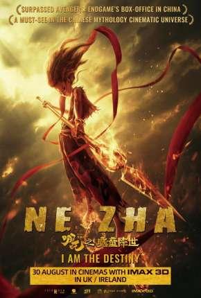 Legend of Deification - King Li Jing - Legendado Filmes Torrent Download capa