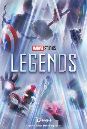Lendas da Marvel - 1ª Temporada Completa Séries Torrent Download capa