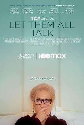 Let Them All Talk Filmes Torrent Download capa