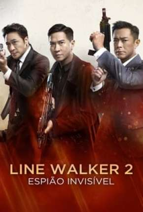 Line Walker 2 - Espião Invisível Filmes Torrent Download capa