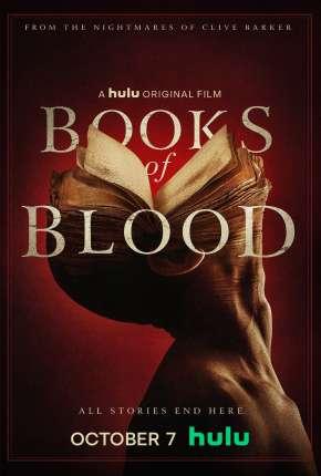 Livros de Sangue - Legendado Filmes Torrent Download capa