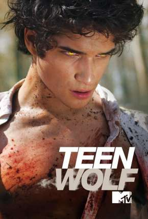 Lobo Adolescente - 1ª Temporada Séries Torrent Download capa