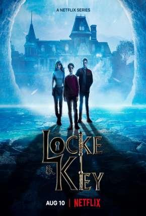 Locke e Key - 2ª Temporada Completa Legendada Séries Torrent Download capa