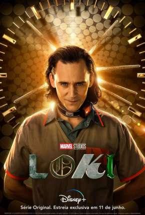 Loki - 1ª Temporada Séries Torrent Download capa