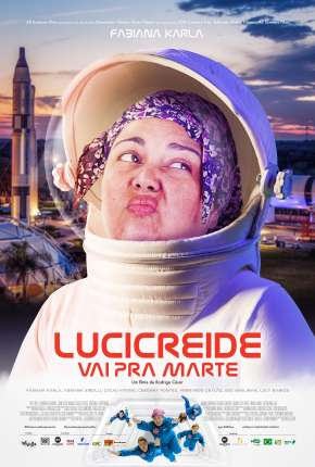 Lucicreide vai pra Marte Filmes Torrent Download capa