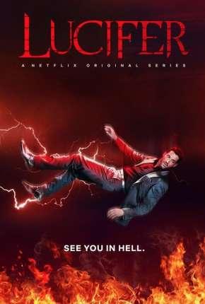 Lucifer - 6ª Temporada Séries Torrent Download capa