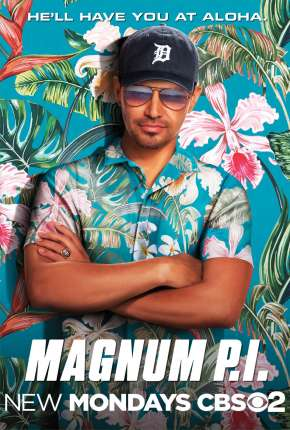 Magnum P.I. - 2ª Temporada Séries Torrent Download capa