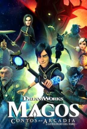 Magos - Contos da Arcadia - 1ª Temporada Desenhos Torrent Download capa