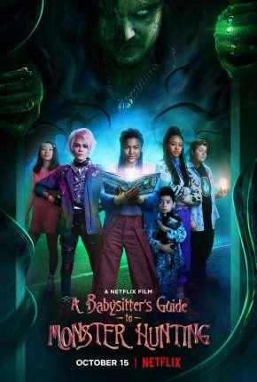 Manual de Caça a Monstros Filmes Torrent Download capa