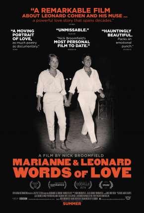 Marianne e Leonard - Palavras de Amor Filmes Torrent Download capa