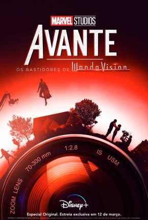 Marvel Studios - Avante - 1ª Temporada Legendada Séries Torrent Download capa
