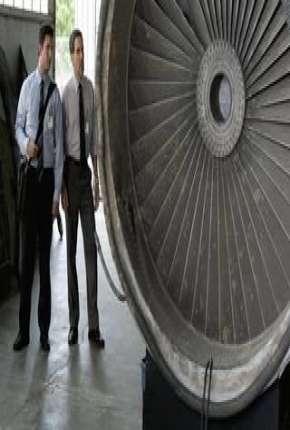 Mayday Desastres Aéreos - Distração Mortal Filmes Torrent Download capa