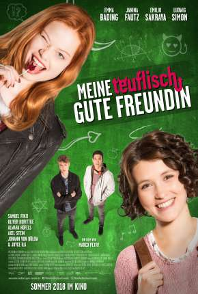 Meine teuflisch gute Freundin - Legendado Filmes Torrent Download capa