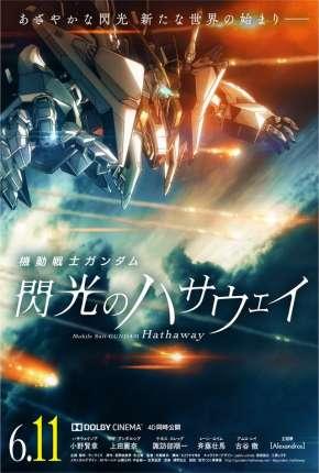 Mobile Suit Gundam - Hathaway Desenhos Torrent Download capa